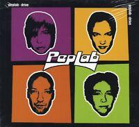 Peplab - Drive (2004 CD) Digipak (New & Sealed)