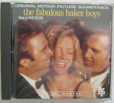 Original Soundtrack The Fabulous Baker Boys CD GRP GRD2002 1989