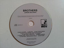 BROTHERS-JUNIOR DELGADO CD-DEB MUSIC 1977 !!!!!!! cd only !!!!!
