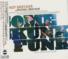 RARE CD DIGIPACK IMPORT JAPON + OBI RANDY & MICHAEL BRECKER / SOME SKUNK FUNK