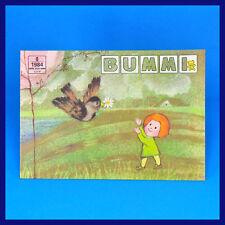 DDR Bummi 8/1984 ▶ 2. Aprilheft  Kinderzeitschrift Geburtstag April