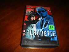 SILHOUETTE - CORBIN BERNSEN, JOBETH WILLIAMS, STEPHANIE ZIMBALIST -  VHS VIDEO