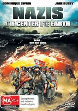 Nazis At The Center Of The Earth (DVD, 2013)