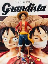 One Piece Monkey D Luffy Grandista Banpresto Figure Figurine Japan