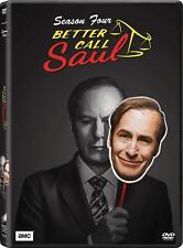 Better Call Saul: Season 4, Four ( 2-Disc Dvd Set), Fast, First Class Shipping!