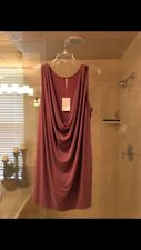 NWT Free People Plum Mauve Tunic Dress? Size M Retail $128