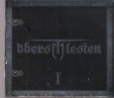 "OBERSCHLESIEN - I DEBUT 2013 TOP RARE OOP CD ""POLISH RAMMSTEIN"" TSA KAT TURBO"