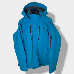 Womens Blue Helly Hansen Helly Tech Hooded Jacket - Size Large (L) X120