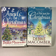 2 Debbie Macomber Christmas Books - Angels at Christmas, Not Just For Xmas