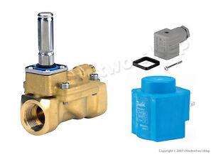 "Solenoid valve Danfoss EV250B 18BD NC 3/4"", 12V 24V 110V 230V 50/60Hz, 032U5255"