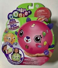 Oonies Oober Party Animals Theme Pack New Sealed Age: 5+