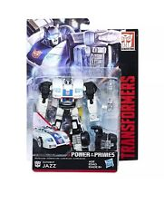 Transformers Jazz Generations Power Of The Primes Deluxe Class Autobot USA