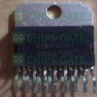 2PCS L9947S Encapsulation:ZIP-15,QUAD HALF-BRIDGE AND SINGLE HIGH-SIDE DRIVE