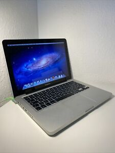 Macbook Pro 13,3 Zoll 2010 Intel Core 2 Duo/2GB/160GB B332