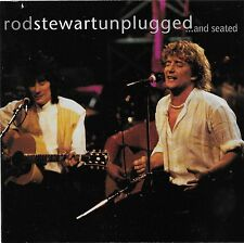 Rod Stewart ‎– Unplugged ...And Seated Genre: Rock, Pop 1993