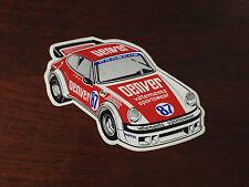 Vintage Sticker - Denver Vetements Sportswear / Porsche Gr4 / Le Mans - 1979