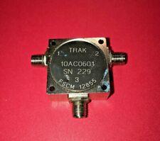 TRAK Microwave 10AC0601 RF Circulator 3-Port, SMA (F)
