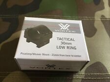 Vortex Tactical 30mm Low Ring