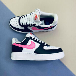 Nike Air Force 1 07 Womens Trainers Shoes White UK 5 EUR 38.5 US 7.5 DC4463 100