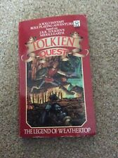 Tolkien Quest The Legend Of Weathertop Rare Book