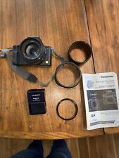 Panasonic Lumix DMC-FZ20 Digital Camera - Fantastic - works w/battery & charger