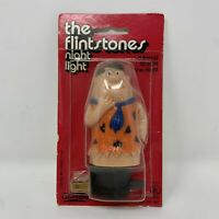 Vintage The Flintstones Night Light Fred Flintstone Original Packaging New
