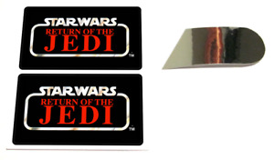 CUSTOM STICKERS for VINTAGE STAR WARS - ROTJ ELECTRONIC LASER RIFLE