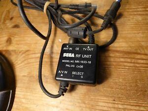 Official Sega Mega Drive 2 RF Unit - MK-1633-18