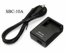 Battery Charger for SLB-10A Samsung WB150F WB151 WB500 WB550 WB700 WB710 WB750
