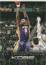 Combo of a 2012 -13 Kobe Bryant Panini Card#104 Small Michael Jordan sticker 4u!