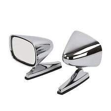 1968 1969 1970 dodge charger bullet style universal sport mirrors