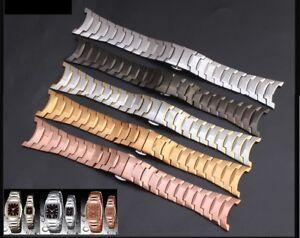 Tungsten steel men women Bracelet Band strap (compatible with) RADO JUBILE 6027g