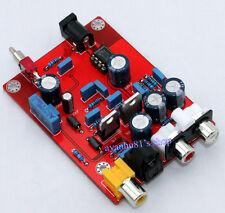 Assembled DC12V DAC Board TDA1543 + CS8412 Audio Decoder Board