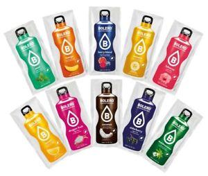 8x BOLERO Drink MULTIPACK instant fruit variety pack health sugar & gluten free