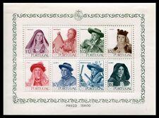Portugal - Feuilles bloc- Année: 1947 - numéro 00013 - Regional