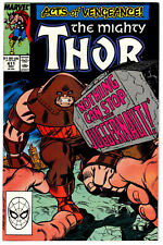THOR # 411 - Marvel 1989  (vf)  Acts of Vengeance  (a)