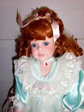 "The Prestige Collection ~ Beautiful LE 19"" Porcelain Doll #1466/3500"