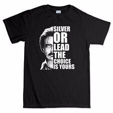 Narcos Pablo Escobar Silver Or Lead T shirt