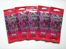 5 Devoted Creations TRINITY 3 Hot Tingle Bronzer Indoor Tanning Lotion Packets