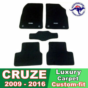 HOLDEN CRUZE CARPET FLOOR MAT SET 2009 - 2019 JG JH CUSTOM FIT Guaranteed
