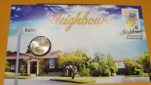2019 Neighbours, Fair Dinkum Aussie Alphabet Letter N  PNC. RAM $1 Coin. Ltd Ed.