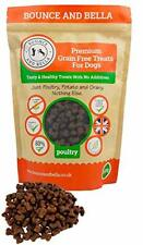 Bounce and Bella Grain Free Dog Training Treats - 800 Tasty & Healthy Treat Pack