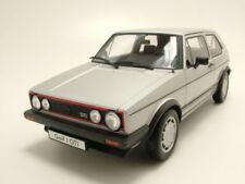 Welly VW Golf I GTI argent 1:18 18039-Limitée 1/1008