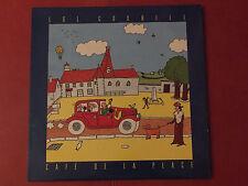 Lol Coxhill - Cafe`De La Place 1986 nato France LP