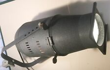 Vintage KLIEGL Bros. Model Shop 22 Spotlight / BIG Stage Light Working W/ Lamp