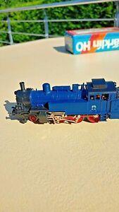 Märklin HO Br 74 Locomotive-Tender No 34 Bleu Digitale