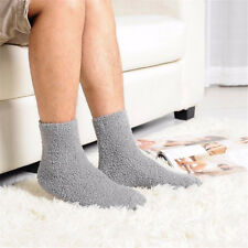 Men Women Winter Warm Extremely Cozy Cashmere Socks Sleep Bed Floor Home Fluffy