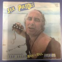 """Sex Pistols No One Rare Japan Classic 7"""" PS Punk PIL The Damned Clash Siouxsie"""