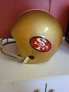 Vintage Rawlings San Francisco 49ers Youth Helmet