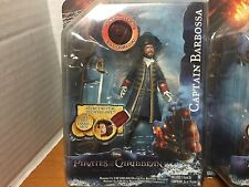 Captain Barbossa Pirates of the Caribbean: On Stranger Tides Series 1 Figure